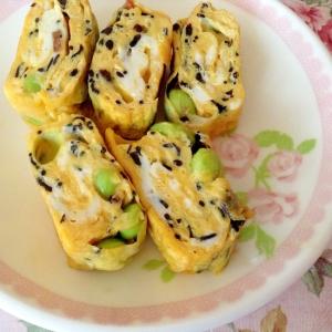 おつまみだけじゃない?!「枝豆」レシピ
