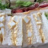 豆乳入り玉子サンド