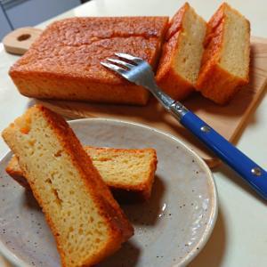 簡単★ヨーグルトケーキ