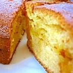 はちみつと林檎のパウンドケーキ
