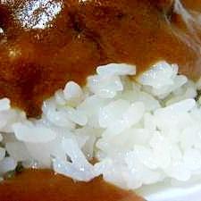 余った炭酸水でご飯を炊く。