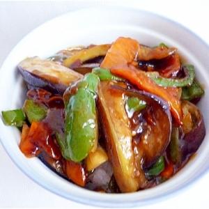 野菜たっぷり和風あんかけ丼