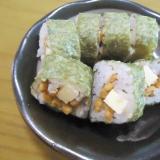 納豆チーズ巻き