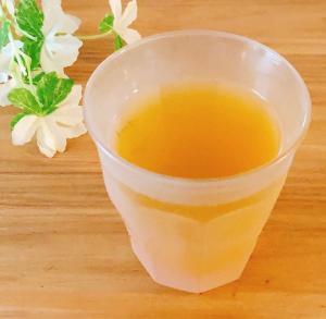 はちみつ緑茶✧˖°ホットorアイス✧˖°