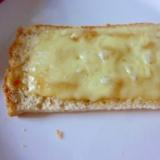 ☆マーマレードジンジャーチーズトースト☆