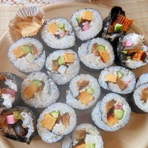 おせち料理利用の★太巻き寿司★
