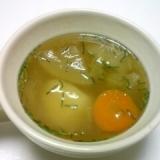 ローズマリーの簡単野菜スープ