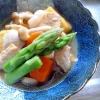 甘酢高野豆腐の煮物
