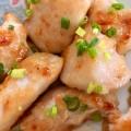 ご飯がすすむ!鶏むね肉のねぎ塩焼き