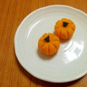 【ハロウィン】材料2つ♪かぼちゃでかぼちゃ