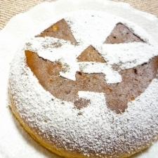 ♪♪炊飯器で簡単 ハロウィンパンプキンケーキ♪♪