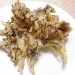 舞茸の天ぷら