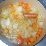 冬野菜のポトフ