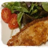 フライパンで揚げない鮭フライ