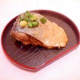 あっさり鯖の味噌煮