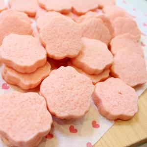 入園入学・卒園卒業記念に♪桜のクッキー