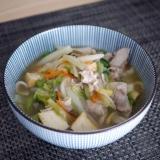 豚肉と白菜の旨煮