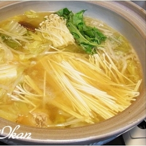 楽々♪素麺鍋