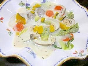 おつまみ100 54)おもてなし「蛤のクリーム煮」
