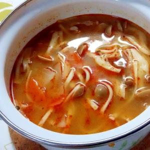 味噌トムヤム煮麺++
