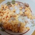 だしの炒り卵