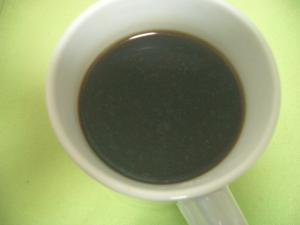 ブランデー入りコーヒー