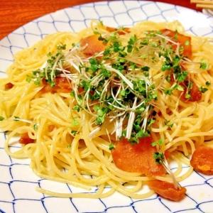 からすみスパゲッティ