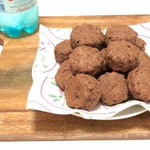 しっとり ホットケーキミックスでココアクッキー ♪