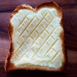 甘くて美味しい♡メロンパン風トースト