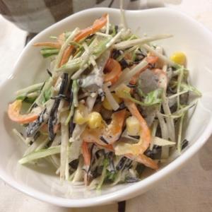根菜のサラダ:304