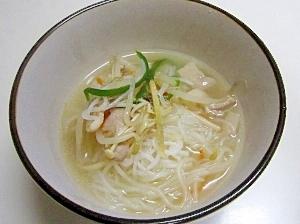 ダイエットラーメン 糸こんにゃく鶏がらスープ味