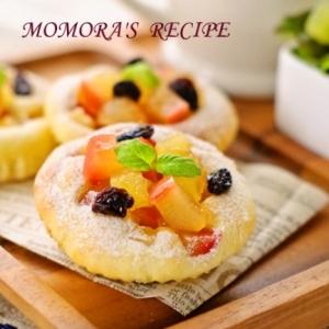 卵・オイル不使用♡HMで簡単アップルヨーグルトパン