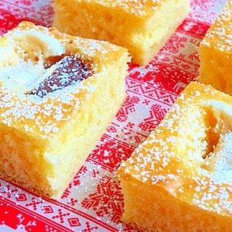 ホットケーキミックス×板チョコで特急バレンタイン