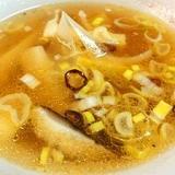 真竹の中華スープ