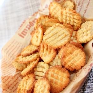 ココナッツ香る♪低カロリー★ココナッツクッキー