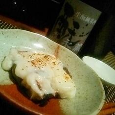 おもてなしにも、下仁田葱と椎茸の酒粕豆乳グラタン