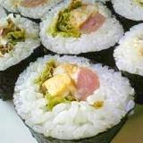 ウィンナーのり巻き寿司