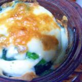豆腐のチーズドリア