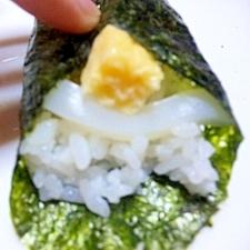 うまうま手巻き寿司♪卵とイカver