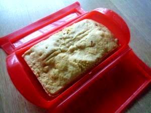 コクトウニュウ蒸しパン