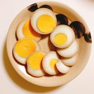山葵醬油の煮卵