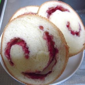 メッシュ型deジャムパン