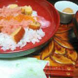 令和お祝い☆ちらし寿司