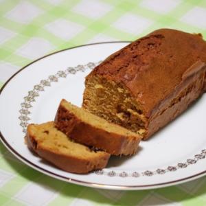 ホットケーキミックスで簡単!黒糖のパウンドケーキ