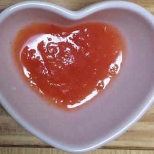 離乳食 フリージング 〜トマト〜