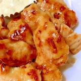 カンタン酢で簡単♪鶏むね肉の揚げないチキン南蛮風