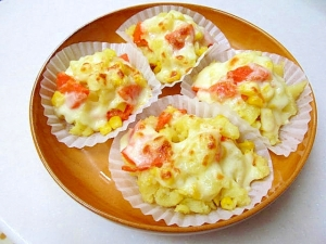 *お弁当に♪チーズポテト*