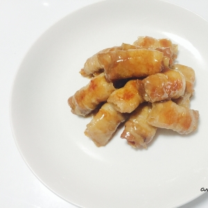 豚バラ薄切り肉で時短!絶品角煮