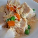 優しい味☆高野豆腐の卵とじ