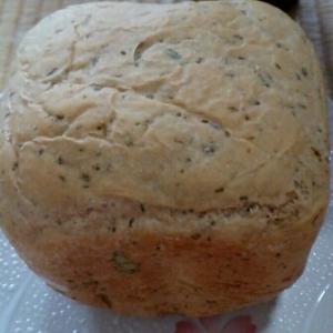 小松菜パン